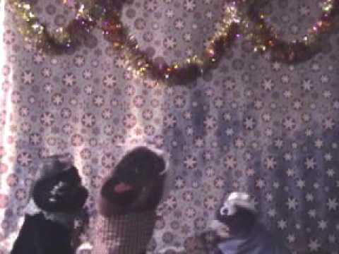 Funny Christmas song- Kung Pao Buckaroo Holiday