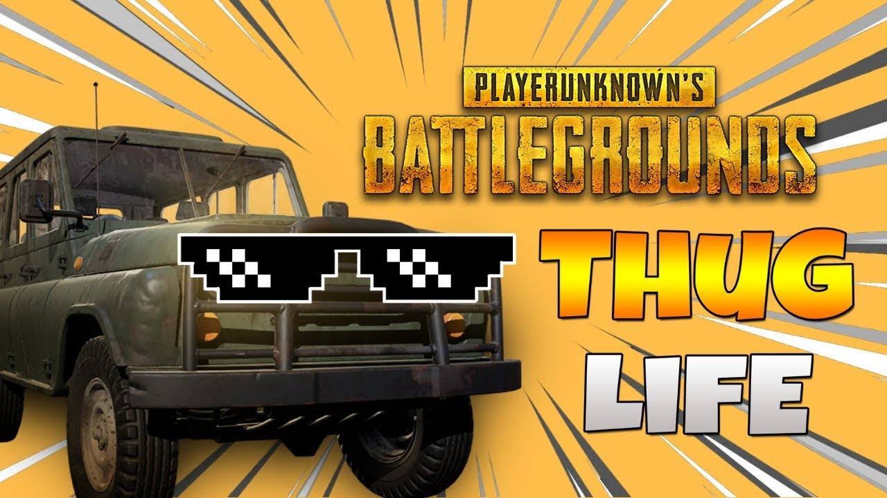 PUBG Thug Life #1 (PUBG WINS & FAILS Funny Moments)