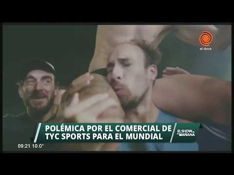 Polémica por el comercial de TYC Sports para el mundial