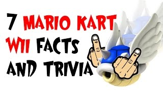 7 Mario Kart Wii Facts and Trivia