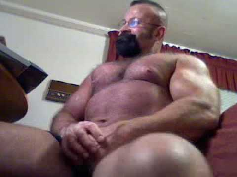Hairy gay shows off on webcam 1 from YouTube · Duration:  1 minutes