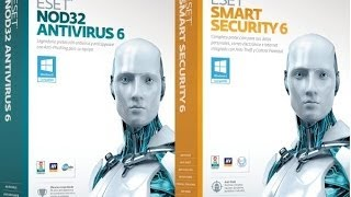 LICENCIAS Gratis Para Eset Nod32 Antivirus 6 & Eset Smart Security 6