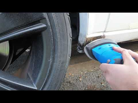 Easy DIY Rust Repair You Can Do At Home For Car/van (No Welding)