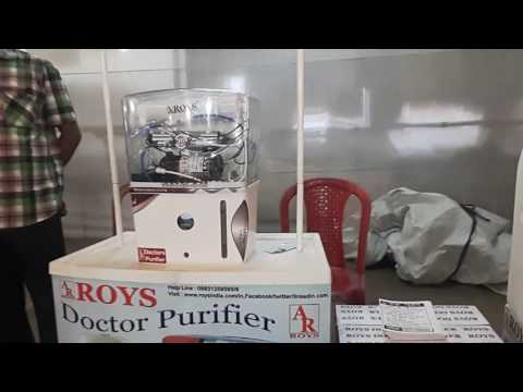 Roys home appliances pvt Ltd. Doctor purifier. Best technology in purification system.