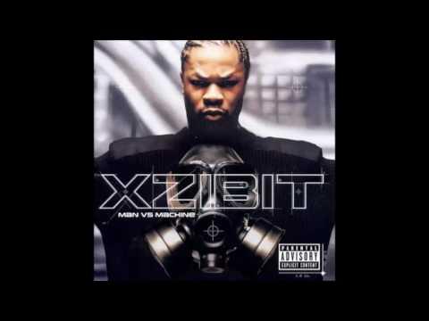 2002 - Xzibit - ''Man VS Machine''cd 1 full album