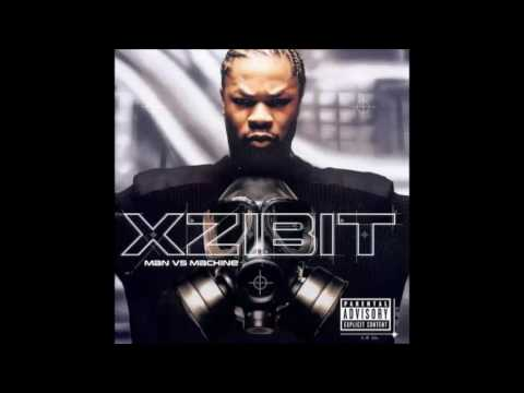 2002 - Xzibit - ''Man VS Machine''cd 1 full album
