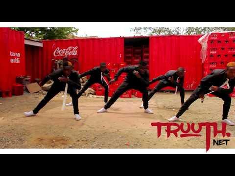 Nyashinski - Mungu Pekee - by Siblings School of Dance Kenya