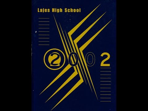 Lajes HS 2002 Yearbook