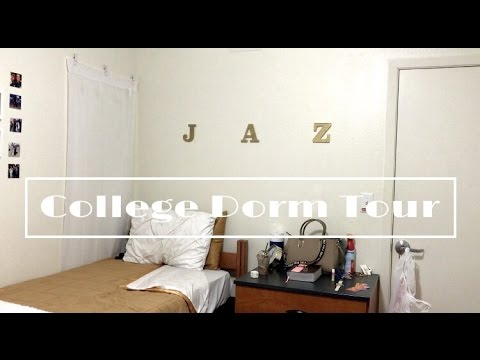 College Dorm Room Tour!!! | Spring 2017 Part 63