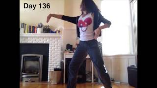 Girl Learns to Dance in a Year (TIME LAPSE)(Follow me for updates: Facebook: http://facebook.com/karenxcheng (where I update most frequently) Snapchat: snapkarenx (where I share behind-the-scenes of ..., 2013-07-09T15:43:55.000Z)