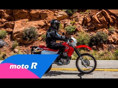 2017 Honda XR650L - YouTube