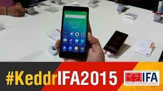 Lenovo Vibe P1 и Vibe P1m - очень автономный смартфон на IFA 2015 - Keddr.com