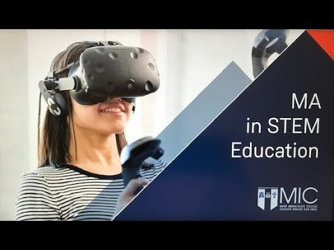 MA in STEM Education at MIC