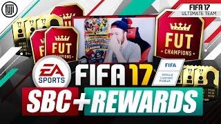 FIFA 17 WEEKLY + SBC INFORM REWARDS!!! - FIFA 17 Ultimate Team
