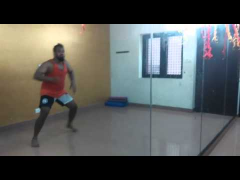 ABCD 2 Vande Mataram Practice Video Dance iT Up Academy, 2015