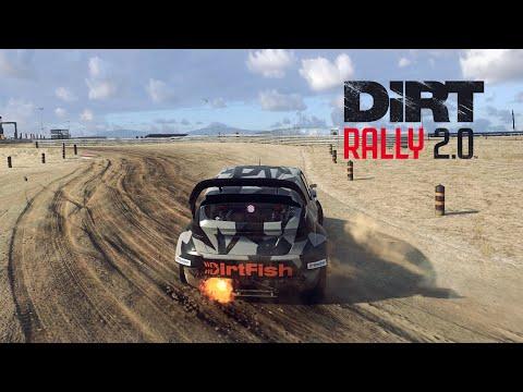 RX2 Lites Ford Fiesta Montalegre ''DiRT Rally 2.0''
