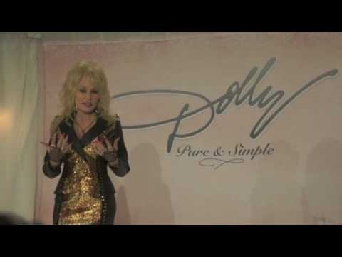 "Dolly Parton Talks About Her New Album ""Pure & Simple"""