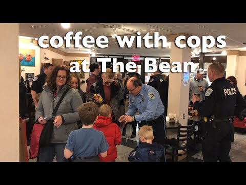 Coffee with Cops  |  The Gifted Bean