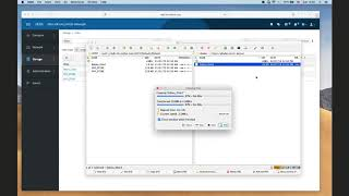 Integrating oVirt storage domains into muCommander