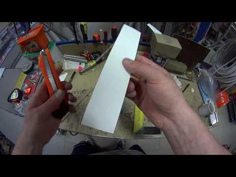 Чем разрезать оргалит в домашних условиях