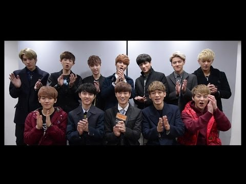 EXO 엑소_Supporting message to Yoona for Drama '총리와 나 (Prime Minister and I)'