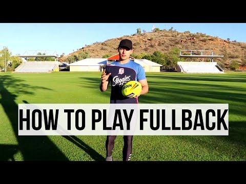 How To Play Fullback in Rugby League | Rugby Skills Tutorial