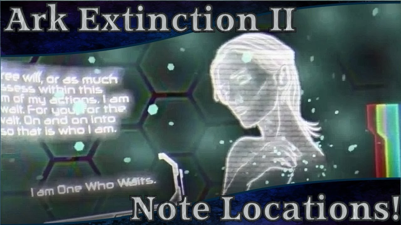 Image result for ark extinction chronicles notes