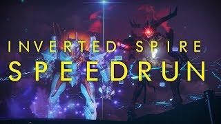 "Destiny 2 Beta : ""The Inverted Spire"" Speedrun in 13:45"