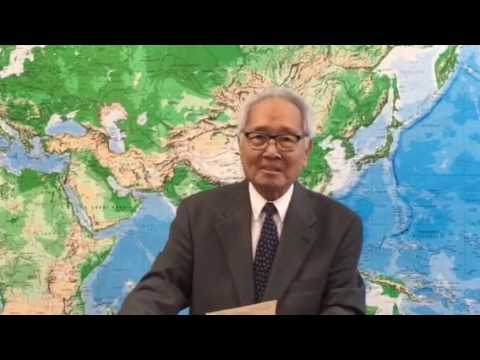 Rev. Wang Chinese message for Roma Conference