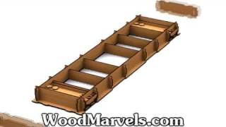 WoodMarvels.com sells laser-cut kits and measurement free digital plans over the internet at http://WoodMarvels.com. This games