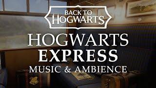 Hogwarts Express | Harry Potter Music & Ambience with ASMR Weekly, Celebrating Back to Hogwarts