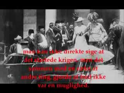 mordet i Sarajevo af Mads Thorndahl og Emil Eriksen - YouTube