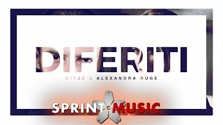 Repeat youtube video DiezZ x Alexandra Ruge - Diferiti | Single Oficial