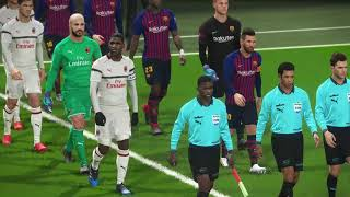 PES 2019 MONSTER PATCH WINTER PS4