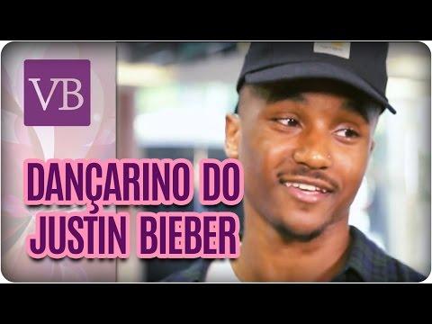Dançarino do Justin Bieber - Você Bonita (07/04/17)