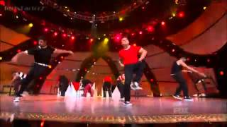 Step Up Revolution Cast Performes On So You Think You Can Dance