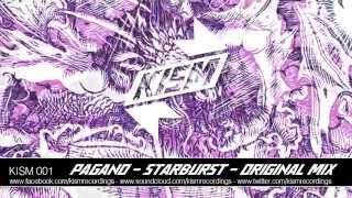KISM001 : PAGANO - STARBURST (Original Mix)