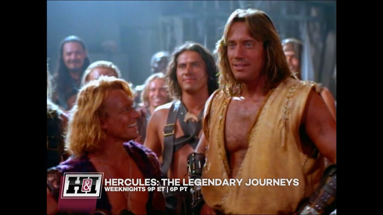 Download Hercules: The Legendary Journeys - Weeknights & Saturdays