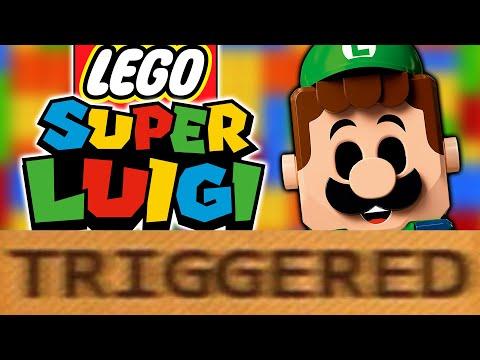 How LEGO Luigi TRIGGERS You!