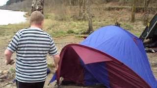 loch ken camping