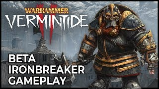 [Vermintide 2] Ironbreaker Gameplay - 3 Tome / 2 Grim - Veteran - Righteous Stand