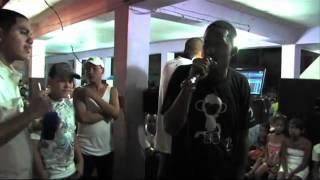 Prieto Gang en la P.G.V Carcel de san juan en vivo