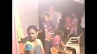 Gangs of Narsobawadi - playing garba at night