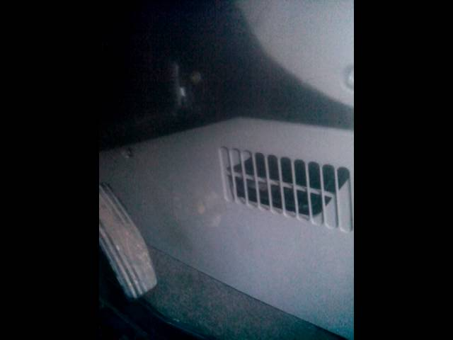 Замена радиатора  печки калина без снятия торпеды