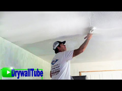 skim-coat-over-a-painted-popcorn-ceiling--skim-coating-tips-and-tricks