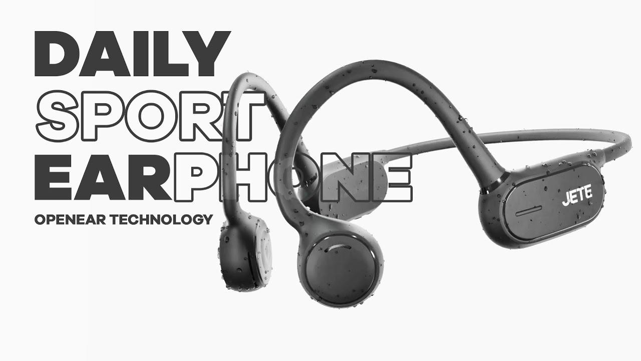 JETE OPENEAR - Daily Sport Earphone