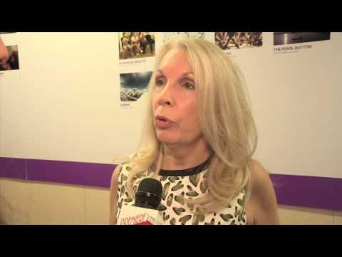 Amanda Nevill - Chief Executive BFI - LFF Interview