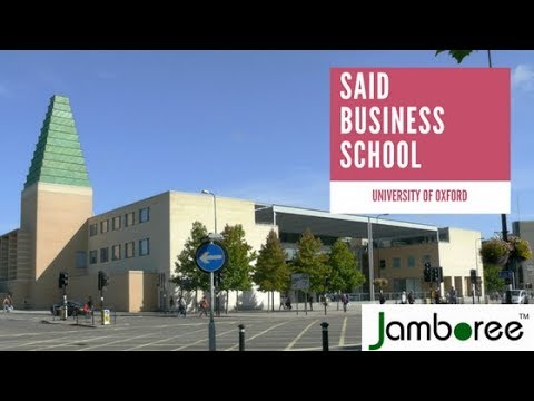Rendezvous with Said Business School (University of Oxford)