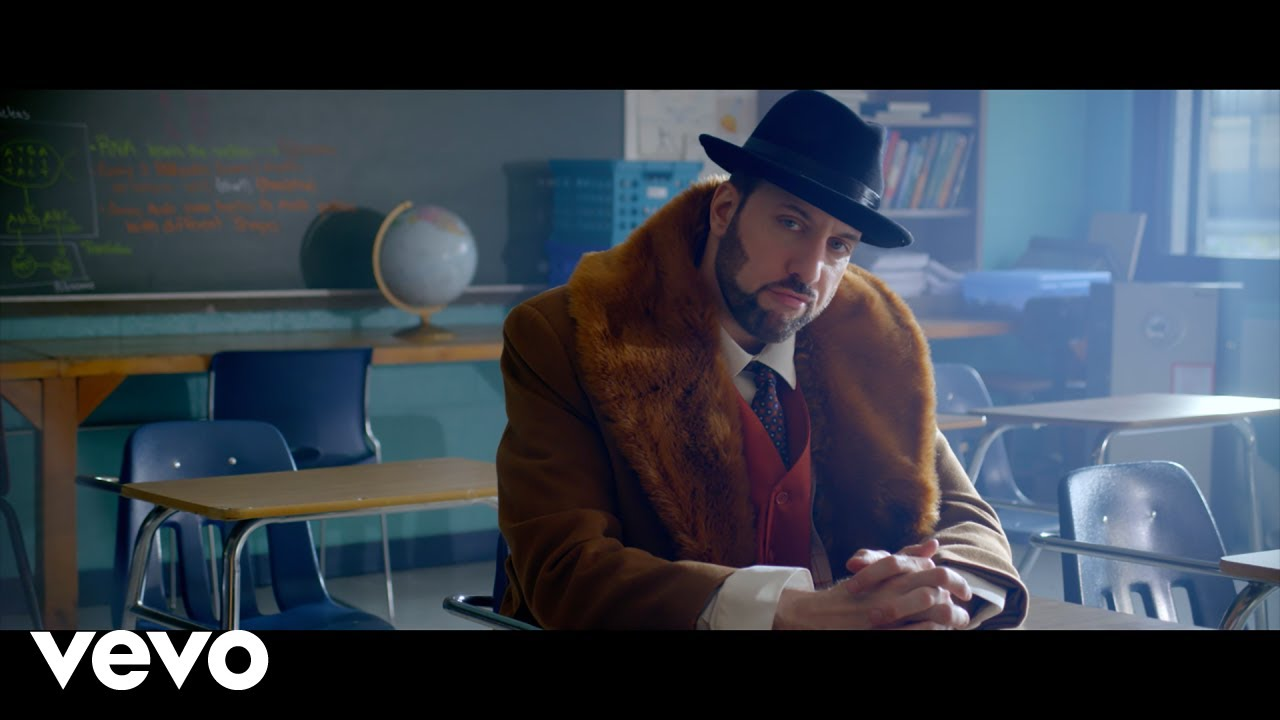 R.A. the Rugged Man - Wondering (How To Believe) ft. David Myles