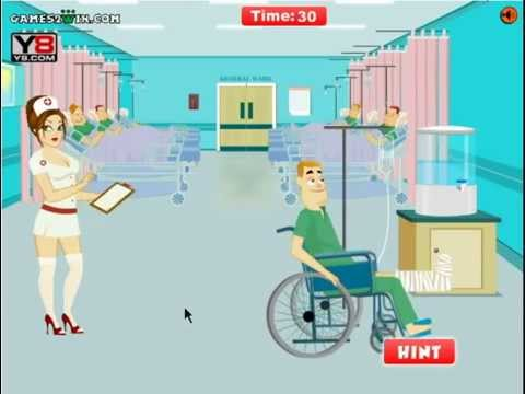 Naughty Nurse Game - Y8.com  Best Funny Online Games by Pakang